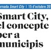 Smart City, el concepte per a municipis