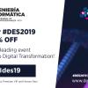 Compte enrere: passis professionals i descomptes Digital Business World Congress 2019 #DES2019
