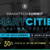 Smash Tech Summit Smart Cities