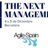 Jornada Agile CAS2014 The next management