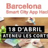 Barcelona Smart City App Hack