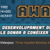 Concurs de videojocs i animació Three Headed Monkey Awards. Social Point