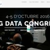 Vols ser ponent del Big Data Congress? Obrim el call for papers! Tens temps fins al 19 de juliol