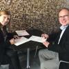 Iniciativa Barcelona Open Data i el COEINF signen un conveni de col·laboració