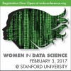 UAB retransmetrà la conferència Women in Data Science (WiDS)