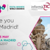 No et perdis Digital Enterprise Show 2017 #DES2017 del 23 al 25 de maig a Madrid