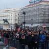 Milers de persones fan cua a tot Espanya per comprar el nou iPhone X