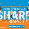 #SID2018 Crea, connecta i comparteix amb respecte: una Internet millor comença amb tu
