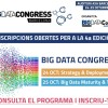 Inscripcions obertes al BIG DATA CONGRESS 2018! #CoEBigData18