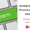 Jornada d'Innovació TIC en el sector de la formació del CTecno el 2 d'octubre