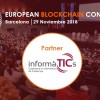 Barcelona es prepara per l'European Blockchain Convention