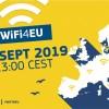El 19 de setembre s'obre la tercera convocatòria de subvencions WIFI4EU Catalunya. Inscriu-t'hi!