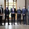 """La iniciativa solidària """"CovidRobots"""" i l'enginyer Joan Batlle, premiats a la Nit de la Robòtica"""