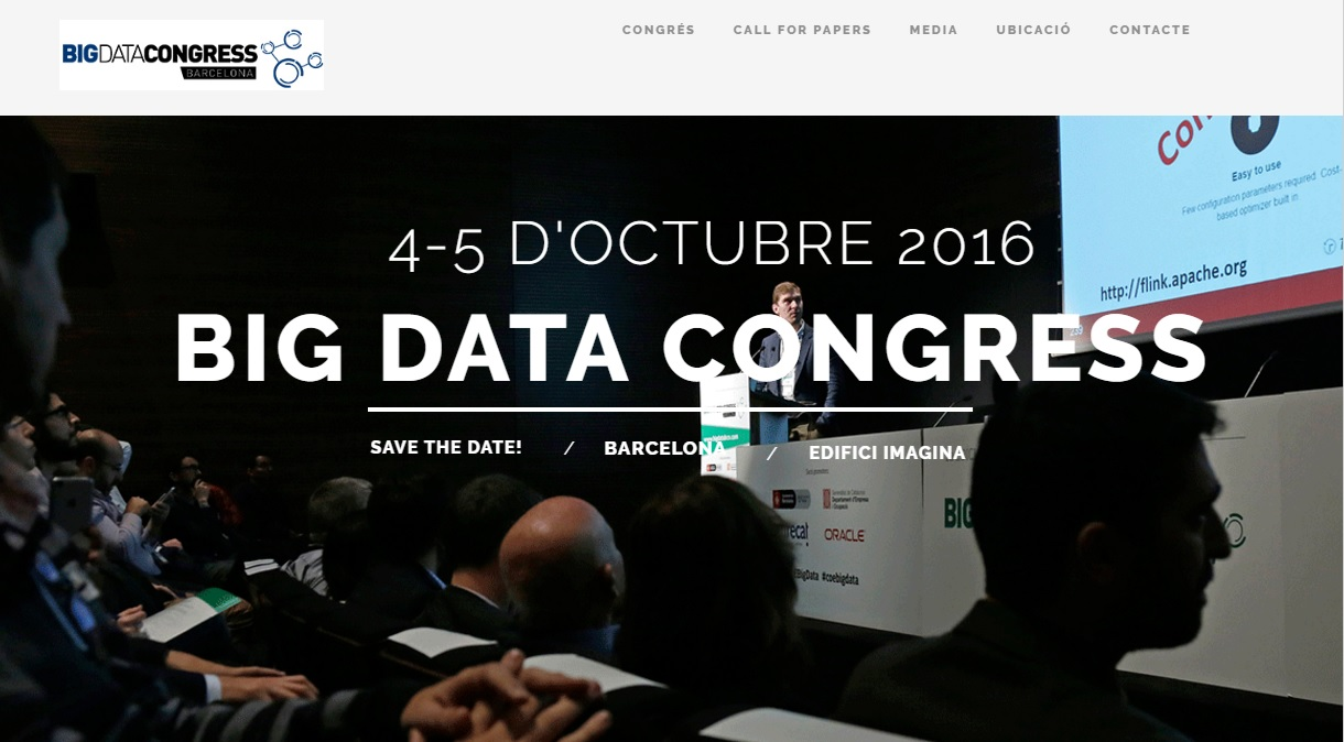 Big Data Congress 00