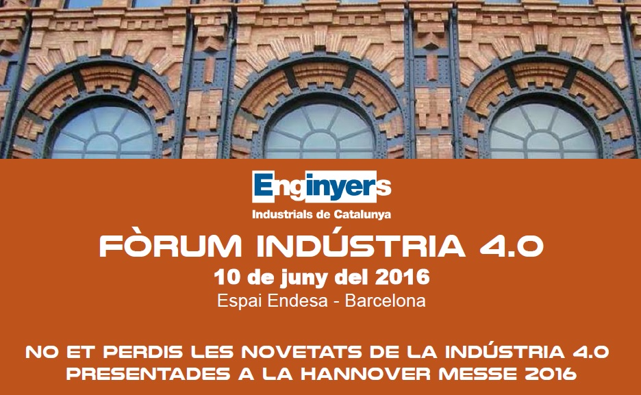 Forum industria 4 0 enginyers industrials