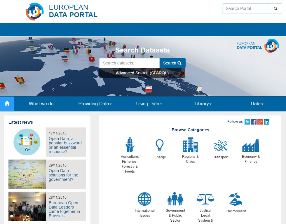 european-data-portal-web