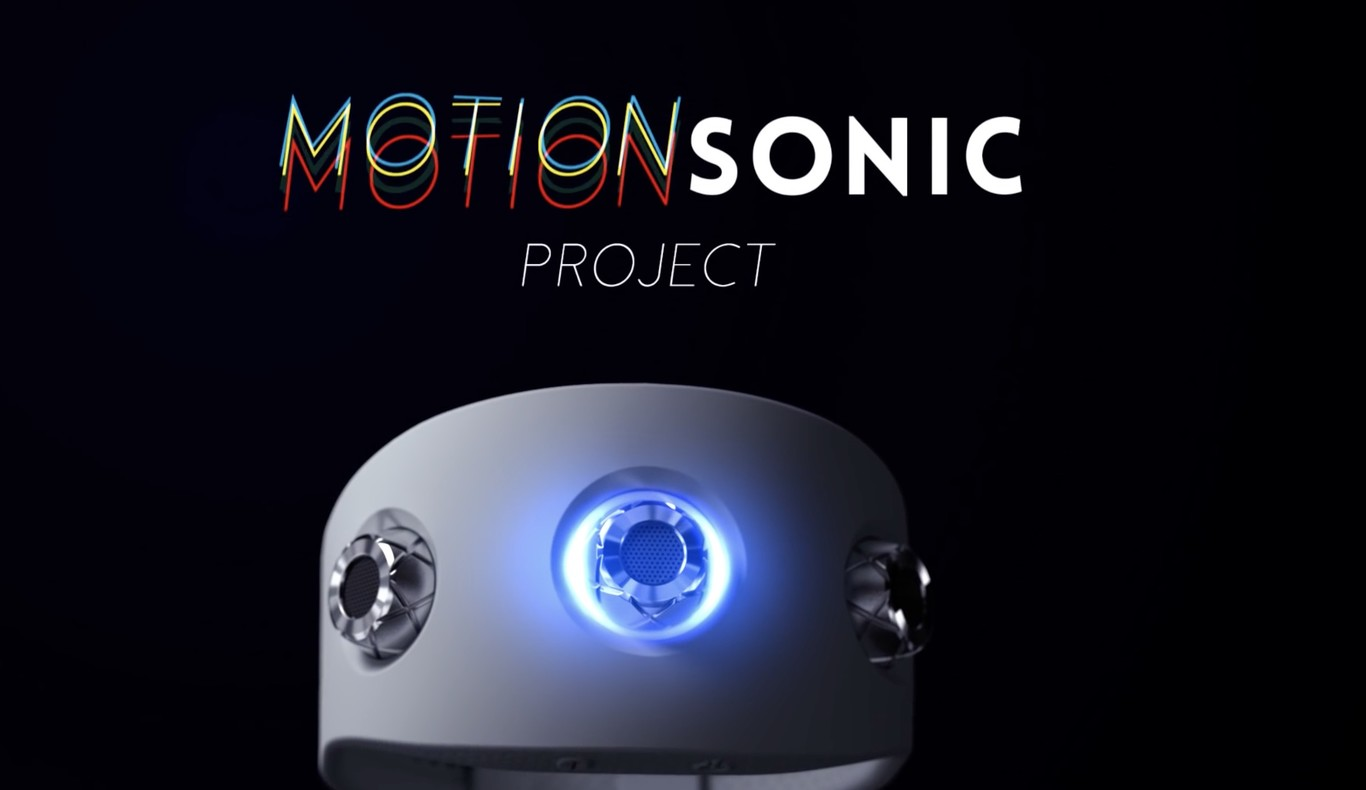 Motion sonic project de sony